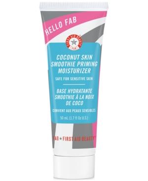 Hello Fab Coconut Skin Smoothie Priming Moisturizer