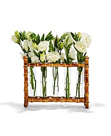 Natural Bamboo Vase