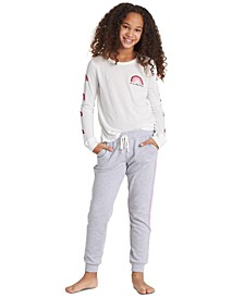 Big Girls French Terry Jogger Pants