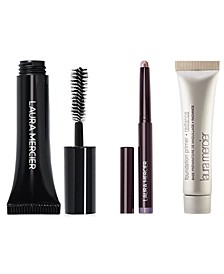 Receive a FREE 3pc Gift with any $75 Laura Mercier Purchase