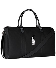 Receive a Complimentary Duffel Bag with any $75 purchase from the Men's Polo fragrance collection