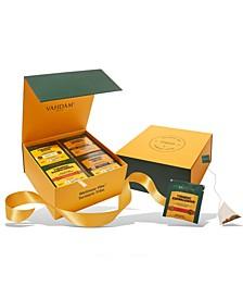Turmeric Superfood Wellness Teas with Powerful Curcumin, 4 Varieties, 60 Tea Bags