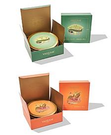 Himalayan Green Tea Turmeric Spiced Herbal Tea, Combo, Gift Set