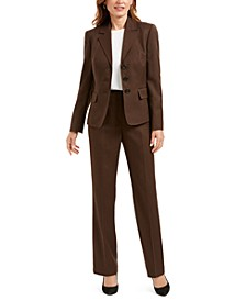 Melangé Pants Suit