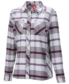 EMS® Women's Cabin Standard-Fit Plaid Flannel Shirt