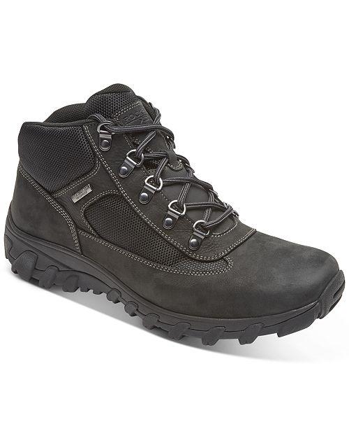 Rockport Men's CSP Waterproof Chukka Boots