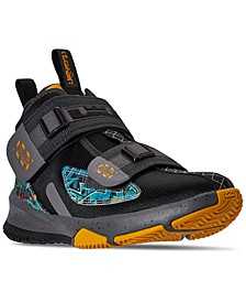 Boys LeBron Soldier 13 Basketball Sneakers from Finish Line