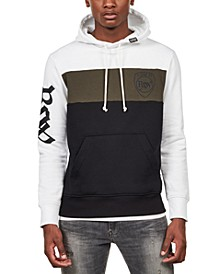 Men's Colorblocked Logo Hoodie, Created For Macy's
