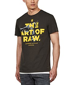 Men's Art Of Raw T-Shirt, Created for Macy's