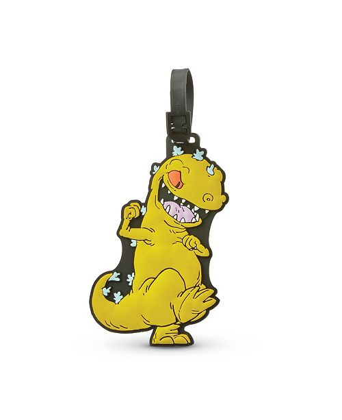 American Tourister Nickelodeon by Reptar Luggage ID Tag