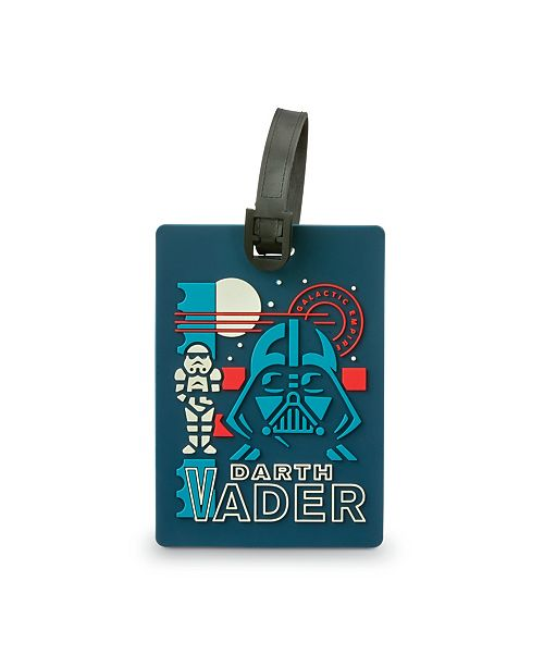 American Tourister Disney by Star Wars  Darth Vader Luggage ID Tag