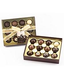 12 Piece Variety Truffle Box