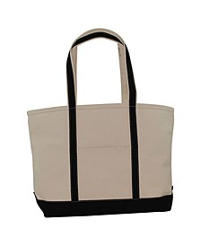 Heavy 24 Oz Large Boat Tote