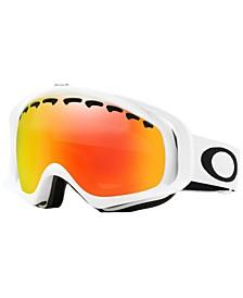 Unisex Crowbar Goggles Sunglasses