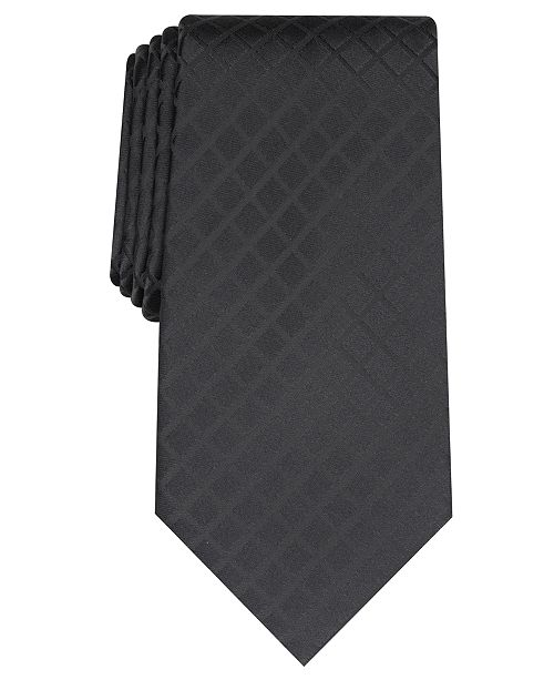 Perry Ellis Men's Alvan Solid Tie