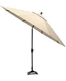 Stockholm Outdoor 11' Umbrella with Sunbrella® Fabric, Created For Macy's