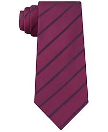 Men's Slim Iridescent Stripe Tie