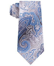 Men's Ferreira Classic Ombré Paisley Tie