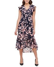 Virginia Floral Maxi Dress