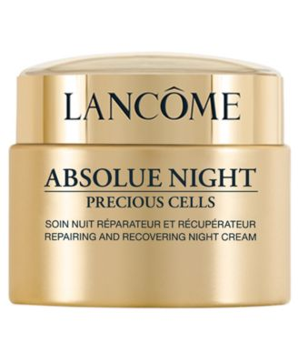 Absolue Precious Cells Repairing and Recovering Night Moisturizer Cream, 1.7 oz