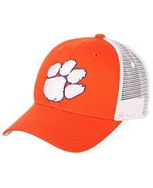 Clemson Tigers Big Rig Mesh Snapback Cap
