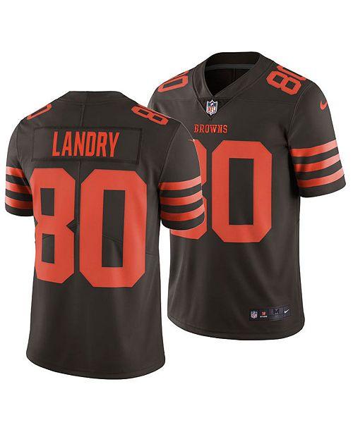 Nike Cleveland Browns NFL Men's Jarvis Landry Limited Color Rush Jersey