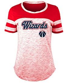 Women's Washington Wizards Space Dye T-Shirt