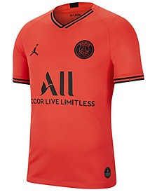 Men's Paris Saint-Germain Club Team Away Jersey