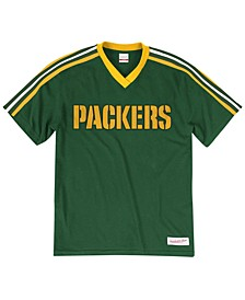 Men's Green Bay Packers Overtime Win V-Neck T-Shirt