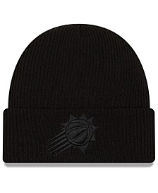 Phoenix Suns Blackout Knit Hat