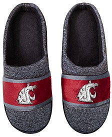 Washington State Cougars Poly Knit Slippers