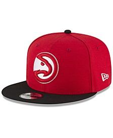 Boys' Atlanta Hawks Basic 9FIFTY Snapback Cap