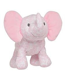 Damask Elephant Plush