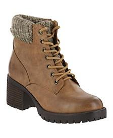 Brayden Combat Boot