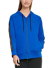 Sport Logo French Terry Zip Hoodie