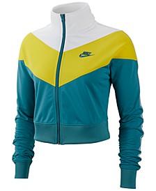 Sportswear Heritage Cropped Track Jacket