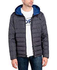 Michael Kors Men's Down Puffer Jacket, Created for Macy's