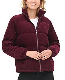 Levi's® Women's Corduroy Puffer Jacket