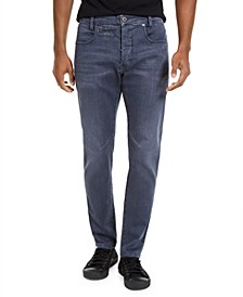 Men's D-Staq Slim-Fit Stretch Jeans
