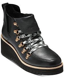 Women's Zerogrand Wedge Hiker Boots