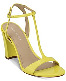Toria T-Strap Sandals