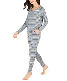 Printed Pajamas Set, Created For Macy's