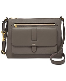 Kinley Leather Crossbody