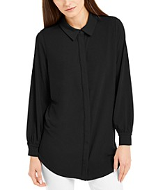 Button-Up Shirt, Created For Macy's