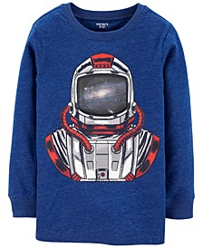 Little & Big Boys Astronaut Long-Sleeve T-Shirt