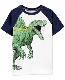 Little & Big Boys Dinosaur T-Shirt