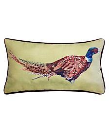 Pheasant Decorative Pillow