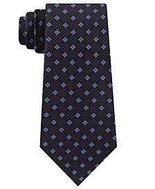 Men's Classic Textured Neat Tie