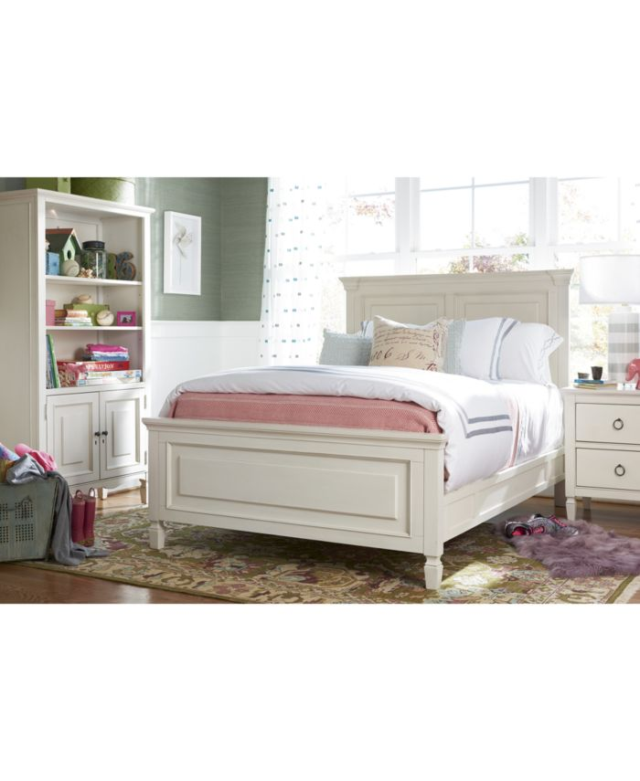 Furniture Summer Hill Full Bed  & Reviews - Furniture - Macy's