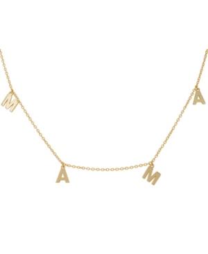 Mama Dangle Necklace
